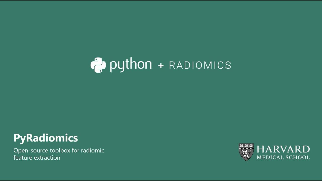 Radiomics