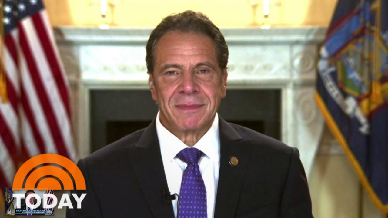 New York Gov. Andrew Cuomo denies interest in Biden attorney ...