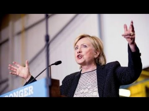 Dobbs: Clinton wants to sound like Trump