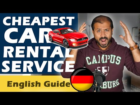Cheapest Car rental service in Germany