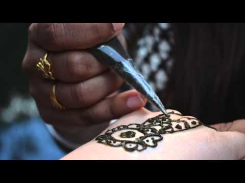 UOW Goes Global - learn about Henna (Indian Hand Art) thumbnail