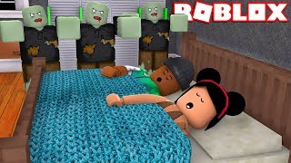 ATTACK OF THE ZOMBIES IN ROBLOX