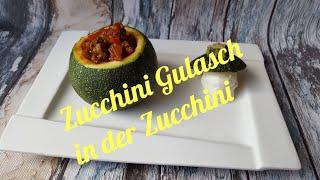 PurzelPfund's KochArena #3 Zucchini Gulasch