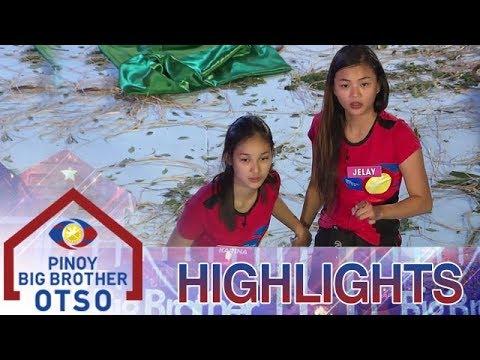PBB OTSO Day 29: Jelay at Karina, sumabak sa 3rd Big Celebrity Challenge ni Kuya