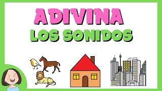 Jugamos a Adivinar los Sonidos de los Animales, la Casa y la Ciudad_Discriminación auditiva thumbnail