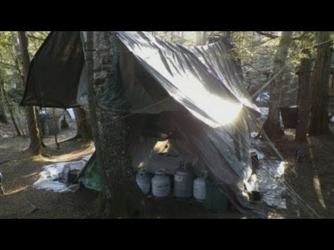 Maine hermit arrested after living in the woods for 27 years