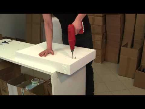 polystyrol hartschaum styropor und styrodur schneiden m. Black Bedroom Furniture Sets. Home Design Ideas