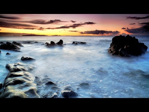 Vibration of the Fifth Dimension   Deep Relax of Body Mind Spirit Nature Sea Waves Meditation Music