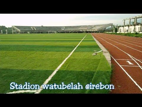 Rumput Keren Stadion watubelah cirebon
