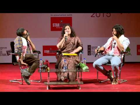 Brahmaputra Valley Film Festival 2015 - Day 2 - Audience Interaction with Shimit Amin and Amit Roy