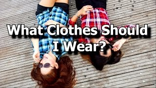 WHAT CLOTHING STYLE SUITS YOUR PERSONALITY? - Personality Test (Girls Only)