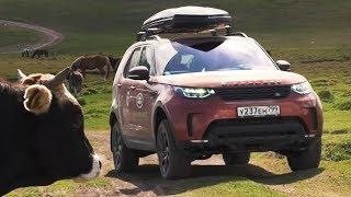 На чем ехать в горы? Проверяем Land Rover в горах Тянь-Шань | Своими глазами
