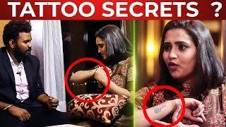 Vijay TV Jacqueline Secret Tattoo Reveled ! Ultimate Fun | NPA 08