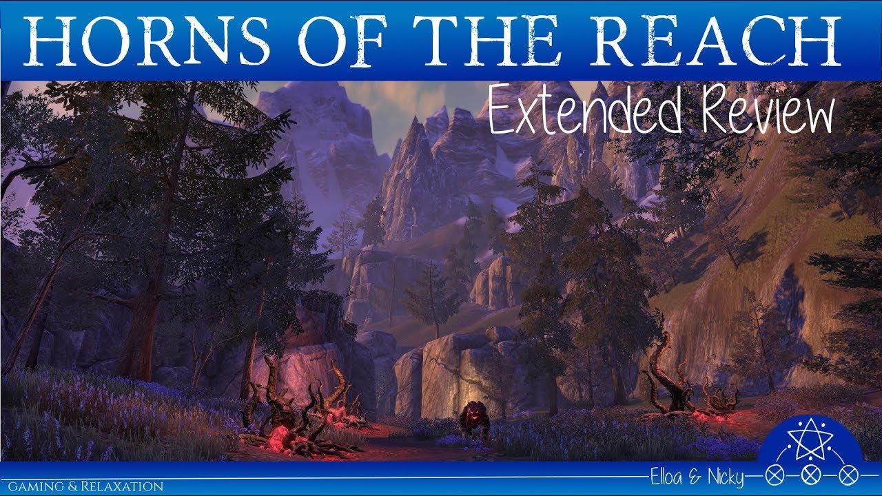 ESO - Horns Of The Reach Review (Extended) - YouTube Horns Of The Reach