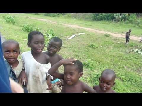 Talking with children in Malawi | Africa Cycle Tour