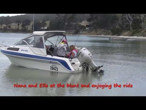 Fishing Flathead, Derwent river, Hobart, Tasmania, boating tasmania