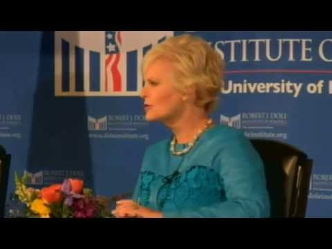 Cindy Hensley McCain -- Dole Institute of Politics