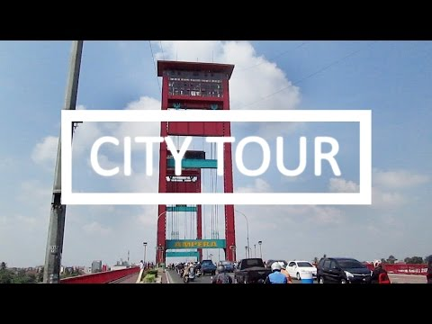 Indonesia City Tour (Palembang)