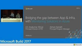 Bridging the gap between app and infra, with monitoring solutions in Microsoft Azure