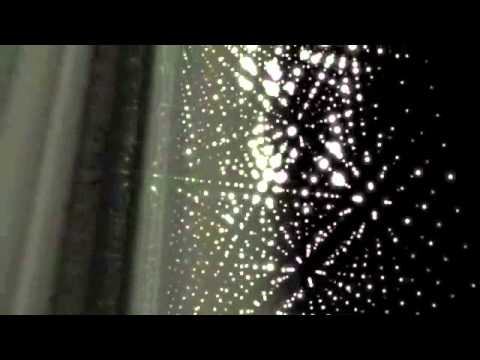 Interactive light art sculpture for Mall of Russia Moscow
