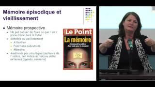 Conférence: «Mémoire et vieillissement: ce qui est préservé et ce qui l'est moins!»