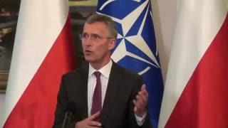 Генеральный секретарь НАТО о том, почему база ПРО в Польше не угрожает России