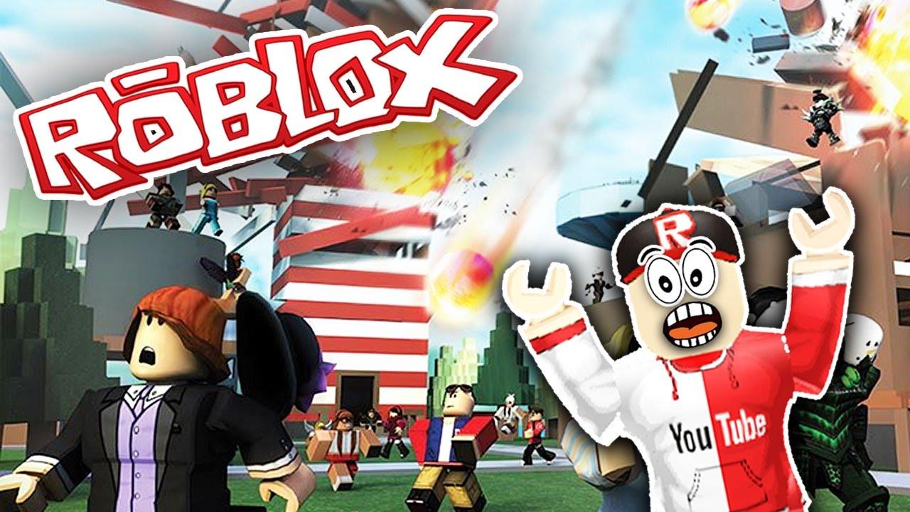 ROBLOX #25: KONEC SVĚTA!! - HouseBox