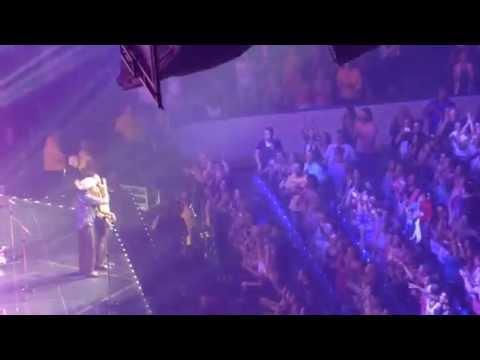 Bruno Mars [HD-1080] Moonshine Jungle Saskatoon Live with Leica - C type 112