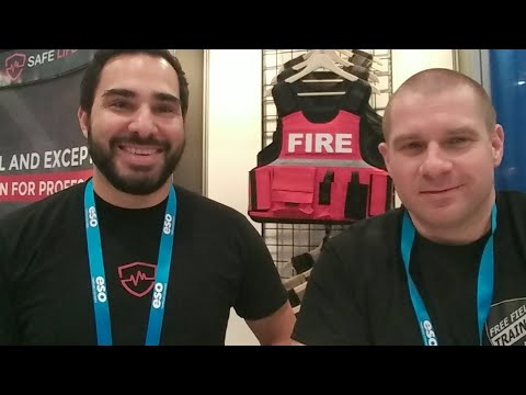 Safe Life Defense Booth Chat