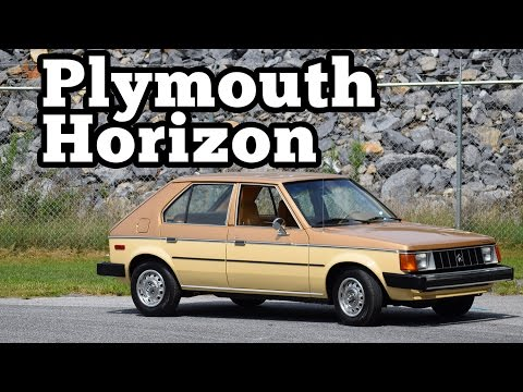 1985 Plymouth Horizon: Regular Car Reviews