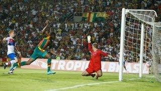 Sampaio Corrêa 2 x 1 Fortaleza   Série C Brasileiro 2013 10a Rodada