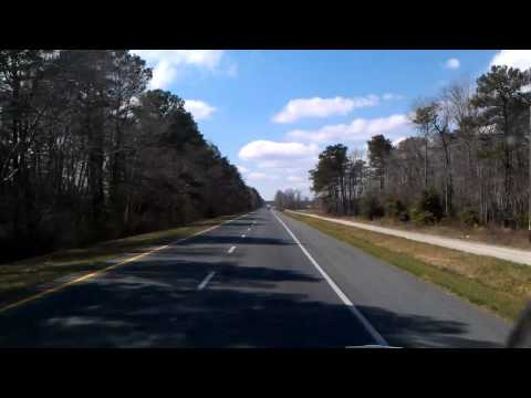 US Highway 50 in Maryland