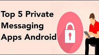 Top 5 private messaging apps for Android 2021 screenshot 5