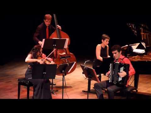 SpiriTango Quartet : Libertango Piazzolla