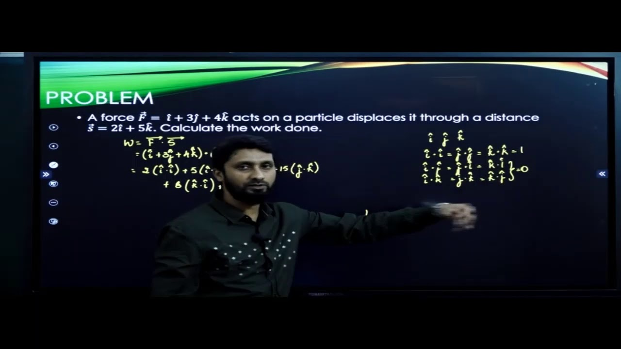 I PUC | PHYSICS | WORK ENERGY AND POWER -  02