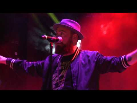 The Motet LIVE at RED ROCKS 2017 | Back It Up
