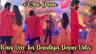 Naagin 5 Bani Veer ka Dandiya Dance   Navratri Special   Naagin 5 Update Telly Updates