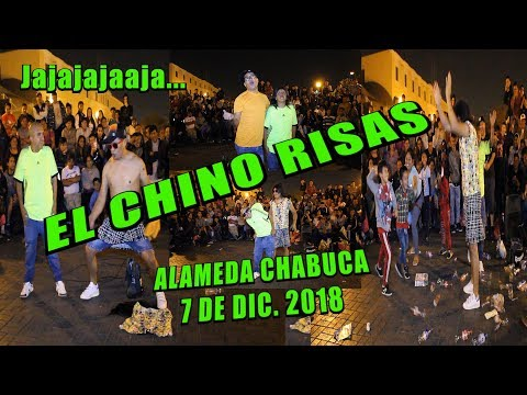 CHINO RISAS Y MARCIANITO - ALAMEDA CHABUCA 07 DE DIC. 2018
