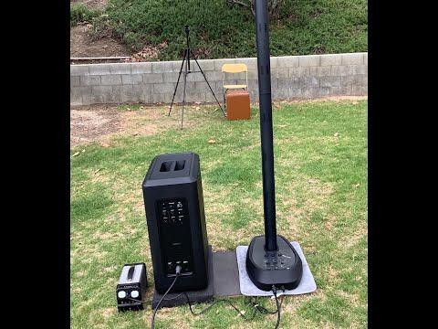 (Part 2) The WORLD'S LOUDEST Portable Bluetooth Speaker - Bose L1 Pro32/Sub2 (Outside Demonstration)