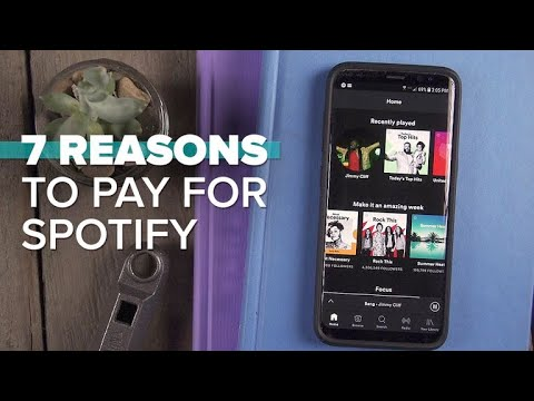 7 good reasons to pay $10 a month for Spotify Mp3