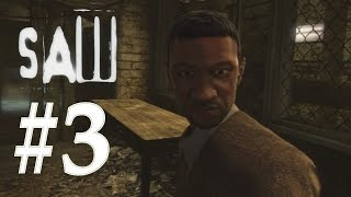 SAW (PS3) Part 3 - Tripwires and Shotgun Collars