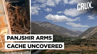 Taliban Find Stockpiles Of US \u0026 Soviet-era Weapons In Panjshir As Hunt For Ahmad Massoud Continues