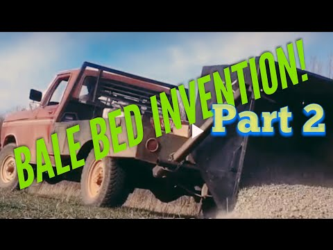Bale Bed Adventures Different Uses For Your Bale Bed Part