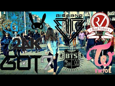 Dance K-pop in public challenge #2
