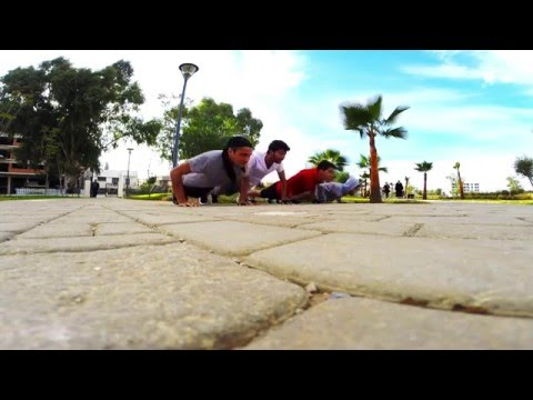 happy time sport in morocco (gopro) (HD) 1080p