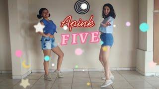 Apink (에이핑크) - 'Five' 5️⃣ | Dance Cover by @flowertoqueens