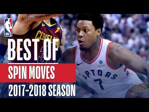 Best Of Spin Moves | 2018 NBA Season