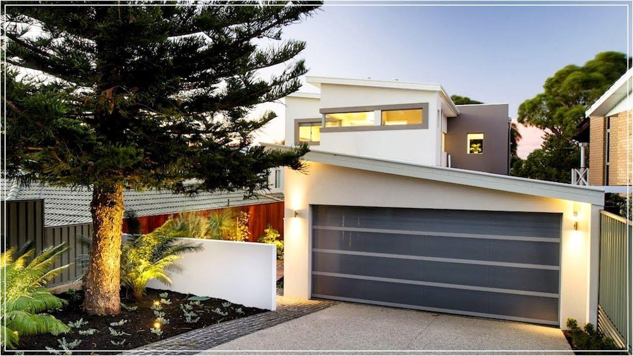 The Sims 4 Upside Down Modern Coastal House House Speed Build