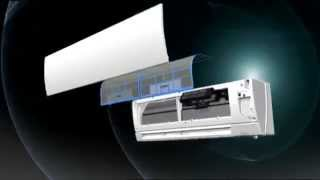 Кондиционеры Mitsubishi Electric обзор  серии MSZ FH(, 2014-04-23T14:28:31.000Z)