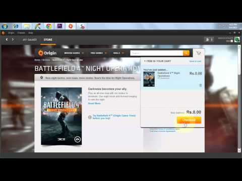 How to Download Night Operations Battlefield 4 Origin !!! 100% working !!!!